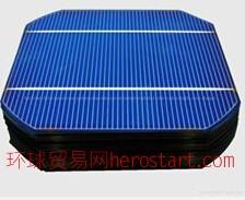 单晶125太阳能电池片 德成能源