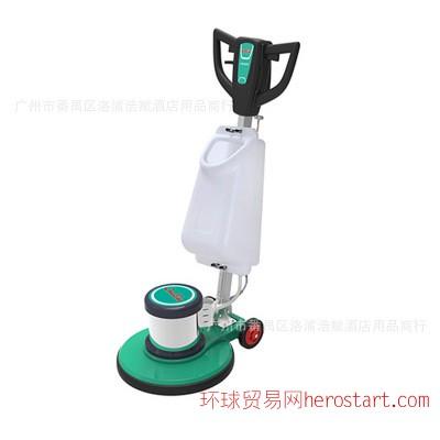 超宝HY3A加重翻新机多功能洗地机酒店地面地板地毯清洗机刷地机