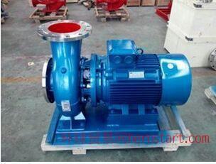 ISW/ISG250-315A  卧式管道离心冷却循环水泵 冷热水增压泵