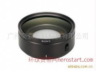 SONY VCL-HG0872X广角镜 索尼原装镜头