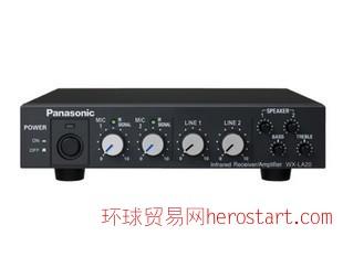 松下WX-LA20/CH双频红外线无线接收功率放大器 原装行货