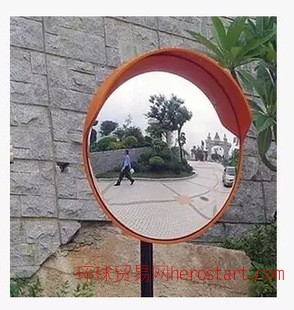 道路广角镜 交通凸透镜 超市防盗镜 广角镜