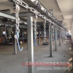 涂装设备龙恩厂家直销 大件喷漆流水线 重型悬挂线