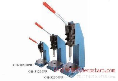 进口GOODHAND台湾嘉手牌快速夹锁紧器工装夹具推拉式GH-31200PR