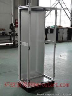 控制柜ip54 仿威图柜工厂 九折型材柜