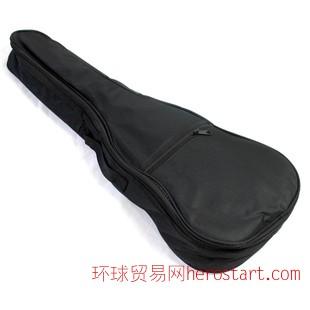 尤克里里小吉他 ukulele 乌克丽丽  全黑加棉包