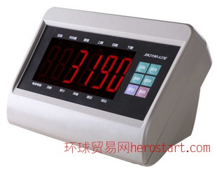电子地磅专用仪表上海耀华XK3190-A27称重仪表 显示仪表