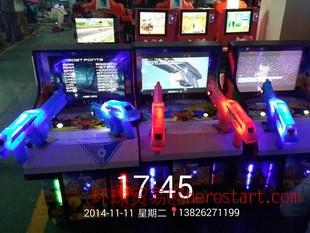 新款儿童游戏机 越战异形 模拟枪击游艺 电玩设备