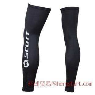 2014新款黑色骑行腿套 吸湿排汗骑行腿套 可定做批发 一件代发