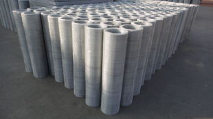 不锈钢轧花网 编织网 煤矿用网