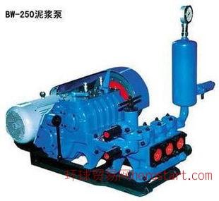 JW250泥浆泵,15KW,8立方,60公斤压力,3毫米以下泥浆