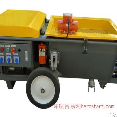 墙体加固和保温砂浆喷涂机 供应砂浆喷涂机