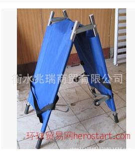担架批发加厚折叠担架/医用担架铝合金不锈钢担架急救担架