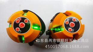 绿光激光水平仪 室内外兼用 5线水平仪 充电多用