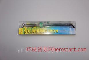 (司登利)透明胶柄 防静电无铅环保型 电烙铁 SDL-B802(60W)