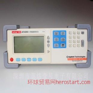 安柏AT4310多路(10路)温度测试仪-200℃~1300℃