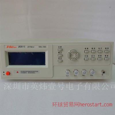 常州金科JK2811C LCR数字电桥 100HZ-10KHz 经济型