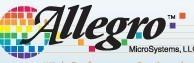 A1203连续双极开关系列 霍尔元件 Allegro代理