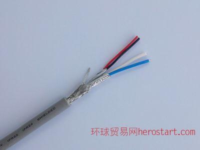 国产高品质DeviceNet 总线电缆通讯电缆电缆