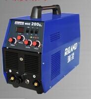 深圳瑞凌交直流氩弧焊机WSE200G 单相焊铝焊机 可烧电焊 小铝焊机