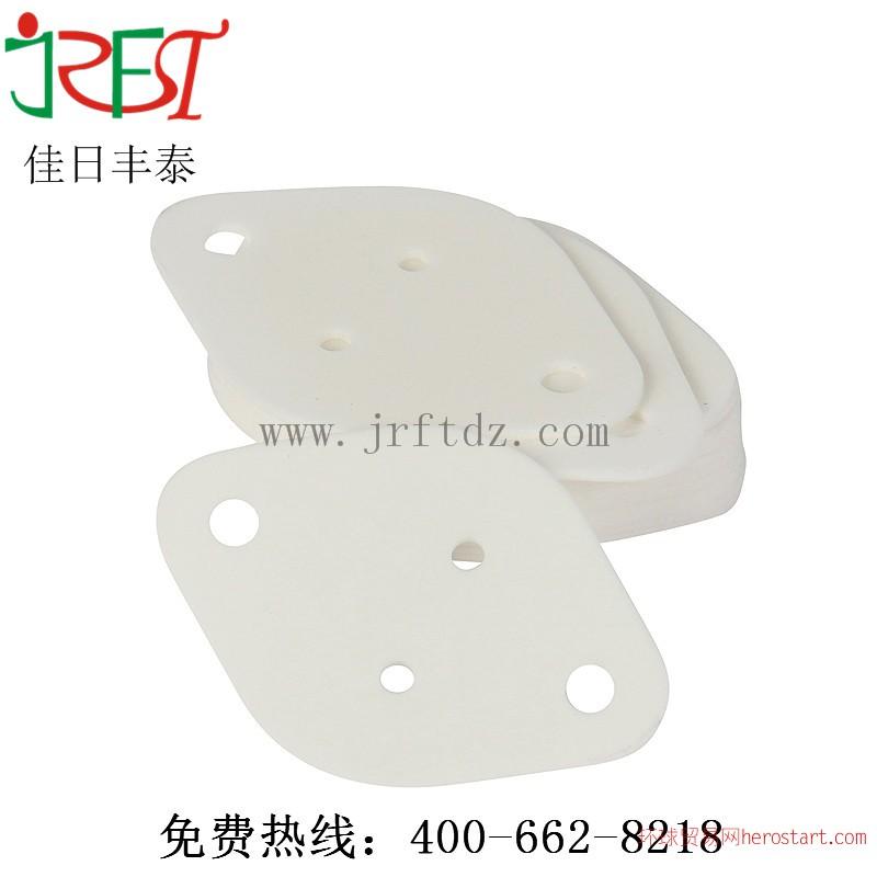 散热绝缘垫片 高导热陶瓷片 耐高温陶瓷片