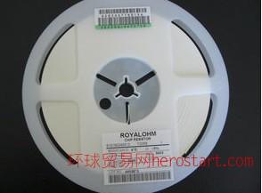 高精密薄膜电阻器 5%全系列 贴片电阻
