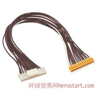 电子连接线 端子线 排线 导线 彩排线