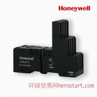 全新原装进口Honeywell/霍尼韦尔PGR系列PGR-4C-S中间继电器插座