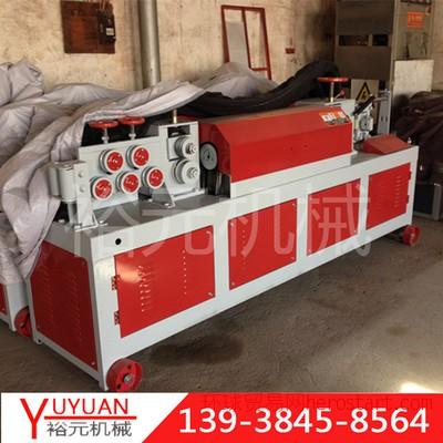 新款钢筋调直切断机 大批量生产加工钢筋调直机 数控型钢筋调直机