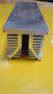 UPS大功率线路板散热器 电子五金材料 不间断电源