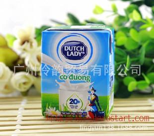 泰国进口子母奶儿童装原味110毫升1箱*48盒