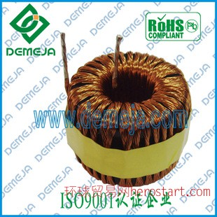 T40*20*15双磁环电感生产厂家 台湾变压器厂