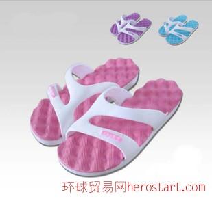 爆款 2014夏季女式拖鞋 新款女式一字拖沙滩拖鞋情侣鞋