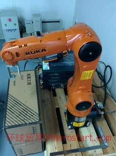 基于PC的工业机器人控制系统 RoboCat 人机界面