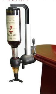 bar bulter单头酒架倒酒器 酒吧吧台倒酒器 倒立酒架酒具用品