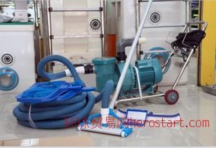 大型标准游泳池吸污机清洁机单人清洗机
