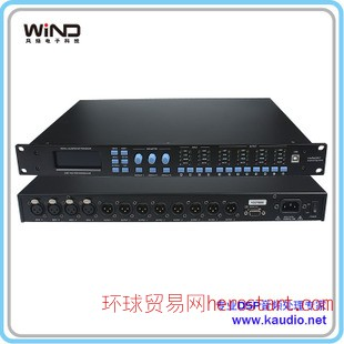 全新带无线WIFI 4进8出音响处理器 音频处理器
