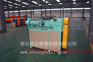 邢台双达供应硅胶密封条挤出机/发泡硅胶条挤出机/橡胶机械