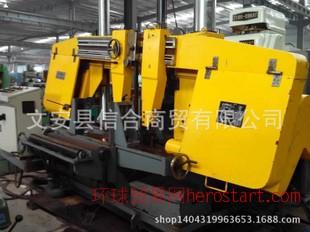 二手闲置机床设备法因数控大型带锯床G40100一台