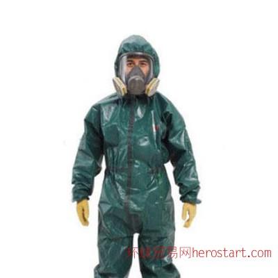 防护服防化学液体化学颗粒物 耐酸碱防化服工作服