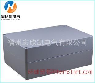 340*235*135铸铝防水接线盒 端子盒 仪器仪表盒