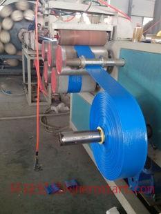 pvc高强度喷塑水带设备 塑筋管设备