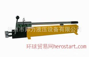 100Mpa超高压手动试压泵 SSS-B手动液压泵 手动油泵