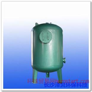 湖南长沙水处理厂价供应碳钢过滤器|软化水设备|耗材