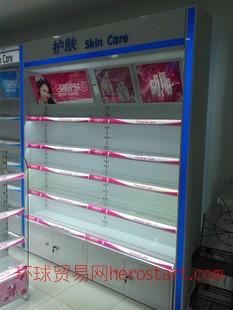 化妆品货架 化妆品展示架