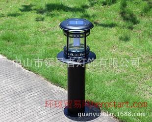 GY-CPLT01冠宇太阳能led户外防水草坪灯 园林改造花园草坪灯