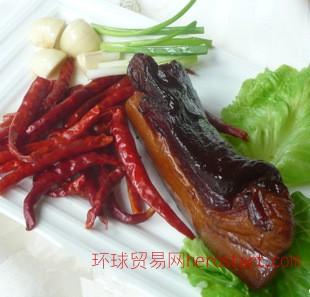 腊土猪肉五花腊肉 湖南腊味小吃特产 湖南常德特产