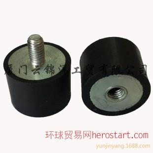 跑步机天然橡胶缓冲垫、跑步机橡胶配件、M6橡胶减震垫