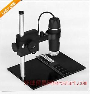 1-500X带升降台USB高清电子显微镜 数码显微镜 电子放大镜
