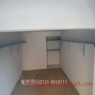 家庭裝修新材料車庫和小房專用貨架當場安裝簡單結實實用